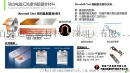 新能源电池汇流排铜铝复合材料