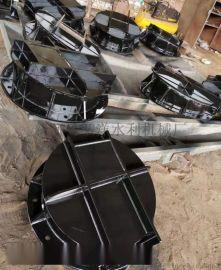 弘洋水利节能型侧翻式排污防腐复合材料拍门