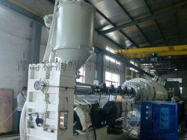 HDPE PE 管材生产线