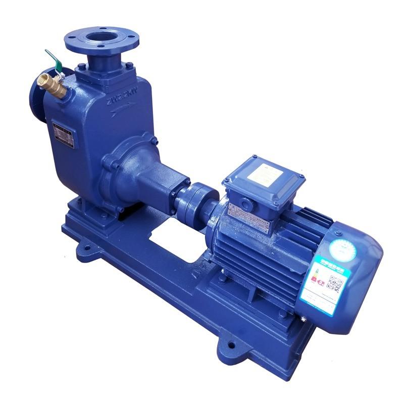 ZX、ZXL自吸式清水離心泵
