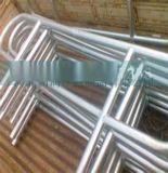 唐山可移動式鐵馬護欄 臨時隔離道路專用鐵馬護欄 廠家生產
