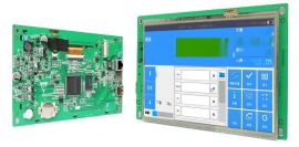 工業平板電腦觸摸控制智慧電子秤解決方案