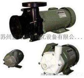 钛城耐酸碱磁力泵TDA-40SP-15循环泵