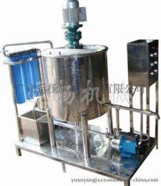 洗洁精生产设备,专业生产各种日化洗涤剂生产设备