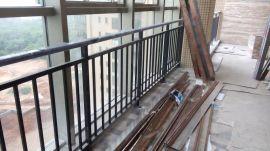 长沙锌钢护栏材料厂家批发、锌钢栏杆制作