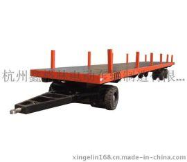 DT-40型40吨平板拖车