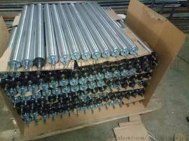输送机辊筒厂家流水线滚筒  出售工业压槽辊筒销售