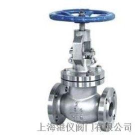 上海港仪美标铸钢不锈钢截止阀J41W质量无忧 阀门厂家