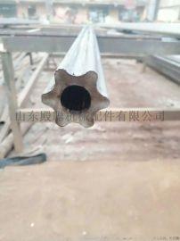 上海无缝异型管不锈钢异型钢管精密冷拔钢管镀锌管