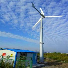600W五叶小型家用风力发电机 破世界纪录