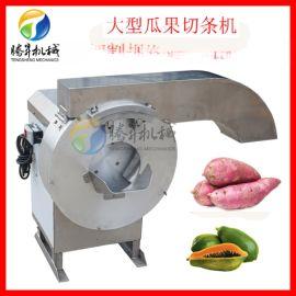 电动不锈钢果蔬切条机 规格可选红薯切条机