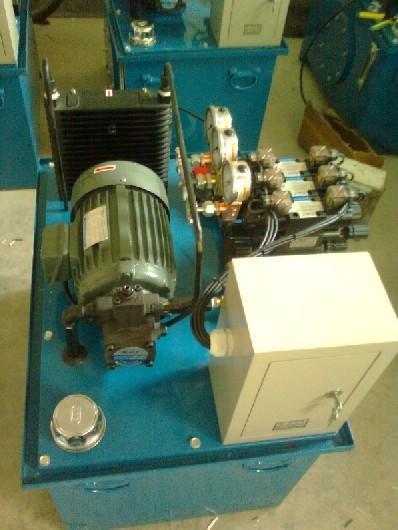 液压系统 机床液压系统
