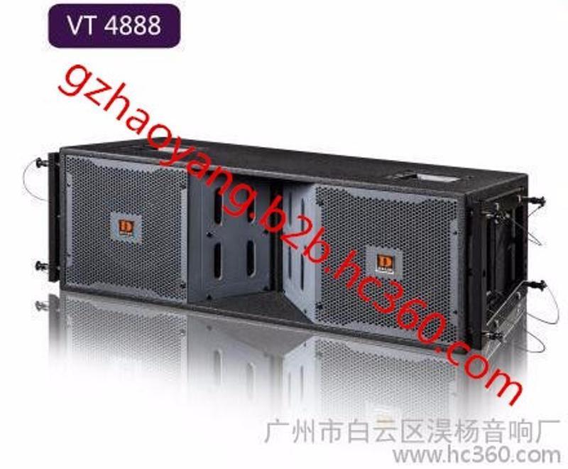 供应JBL款 VT4888(钕磁喇叭)线阵音响 舞台音箱  双12寸线阵音箱演出设备