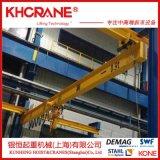 厂家直销专业定制生产欧式悬挂起重机1500kg电动悬挂单梁行车天车
