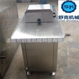 厂家特价哈尔滨红肠扎线机半自动线轧机热销中