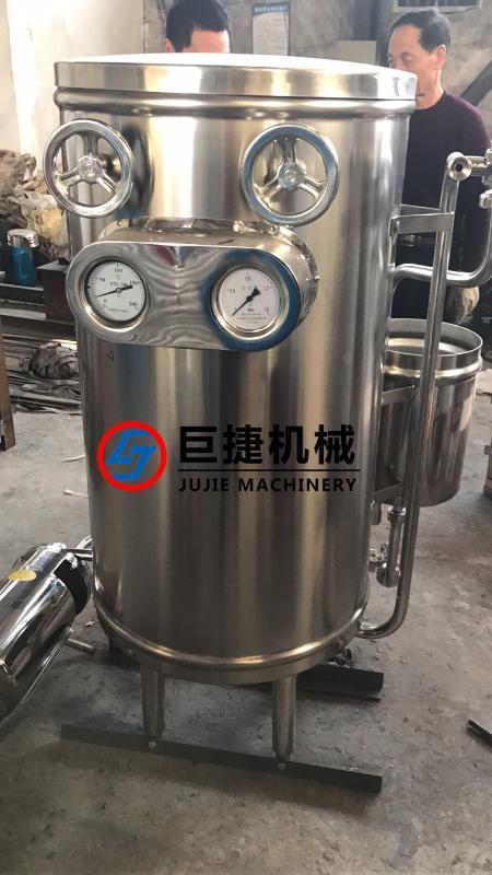 廠家直銷盤管式超高溫暫態滅菌機 不鏽鋼暫態殺菌機 盤管式殺菌機