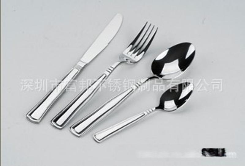 不锈钢西餐刀叉勺(多款)