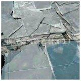 天然青灰色石材毛石 景观挡土墙石 浆砌乱形片石碎拼青石板石块