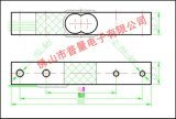 WPL611平行梁式称重传感器 厨房秤传感器 吊钩秤传感器