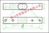 WPL611平行樑式稱重感測器 廚房秤感測器 吊鉤秤感測器