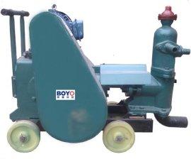 小型单缸、活塞式机械注浆机,灌浆加固灰浆泵,板底脱空压浆