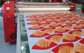 热销骉彩数码热转印机