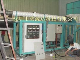 废旧塑料水洗造粒机电磁加热器