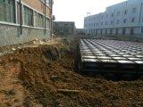 抗浮地埋式箱泵一體化消防泵站,地上消防箱泵一體化,抗浮式一體化消防泵站