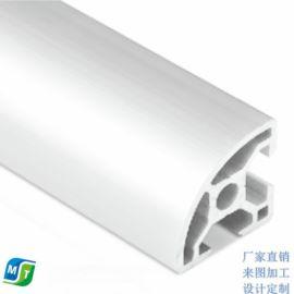 成都工业铝型材安全围栏 护罩 屏风铝合金加工工厂
