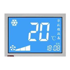 黑白段码屏显示屏厂家空气质量检测仪LCD液晶显示屏