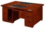 1611款1.6米雙面油漆辦公桌 胡桃木皮環保家具