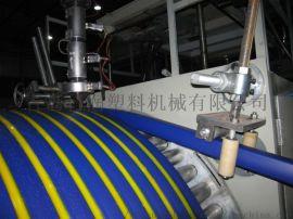 高速高效PE硅芯管生产设备