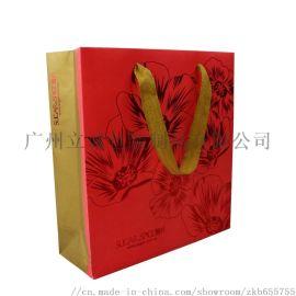 广州纸袋厂白卡纸袋定做广东哪里做纸袋好