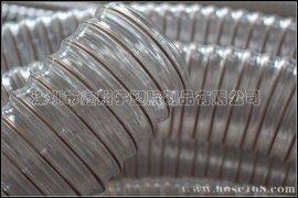 钢丝软管,透明塑料波纹管,聚氨脂吸尘管