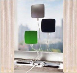 创意礼品 环球礼品 荷兰XD吸窗太阳能充电器