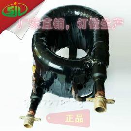 5P空气能热水器同轴套管换热器