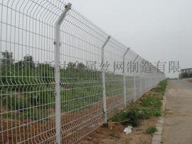 供应道路护栏网/铁丝护栏网/1.8x3.0庭院围栏