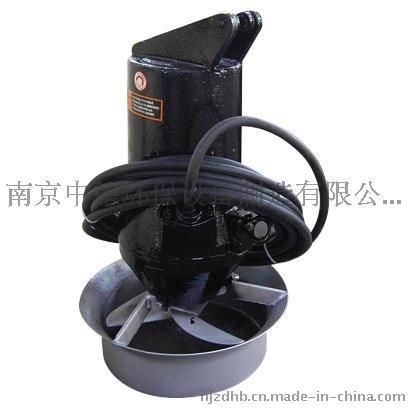 中德專業生產QJB型潛水攪拌機、衝壓式攪拌機