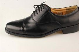 07A常服三接头皮鞋