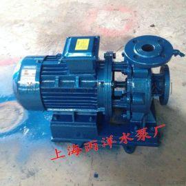 ISW卧式喷淋管道泵