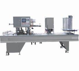 上海**厂家专业生产全自动液体灌装封口机