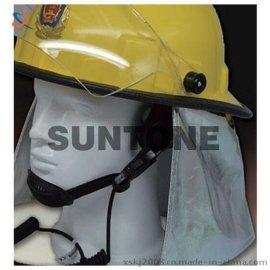 對講機消防頭盔耳機 頭骨傳導式耳機