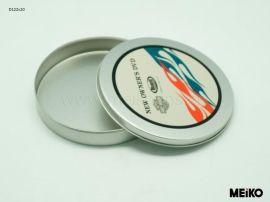 馬口鐵CD盒, 馬口鐵圓形CD盒, 彩色印刷圓罐 D122*20mm