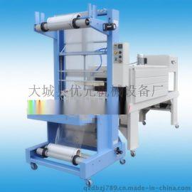 塑料膜包装机 提供塑料薄膜 热收缩套袋包装机 热缩机用途