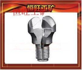 金刚石复合片锚杆钻头厂家生产--济宁恒旺