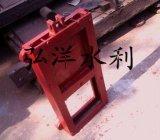 可調節堰門 電動調節閘門