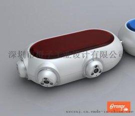 车位引导摄像机外观设计、工业设计、结构设计