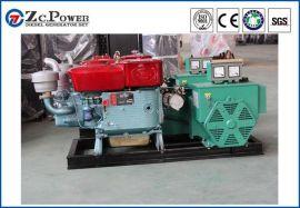 常柴发电机组小功率发电机10KW发电机400V电压