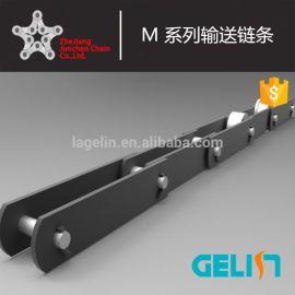 厂家优质供应 双节距 M 系列滚子输送链条 节距可定制 质量保证