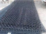 矿振动筛网 钢丝网 镀锌编织网 矿筛轧花网